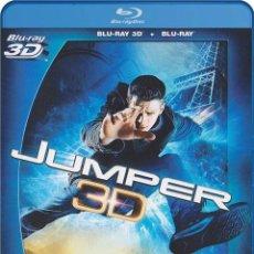 Cine: JUMPER (BLU-RAY 3D + BLU-RAY). Lote 150873417