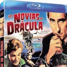 Cine: LAS NOVIAS DE DRACULA (THE BRIDES OF DRACULA) (BLU-RAY). Lote 150875126