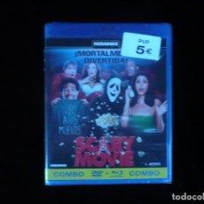 Cine: SCARY MOVIE - COMBO BLURAY + DVD NUEVO PRECINTADO. Lote 179551662