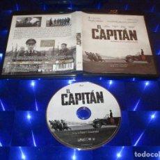 Cine: EL CAPITAN - BLU-RAY - E. KA19358 - KARMA FILMS - UNA HISTORIA SOBRE LA CONDICION HUMANA. Lote 151309042