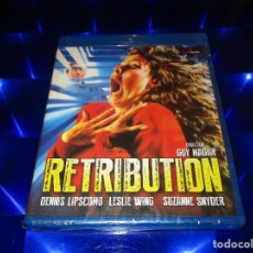 Cine: RETRIBUTION - BLU-RAY - E. LL3086 - SATAN MEDIA - PRECINTADA - GUY MAGAR - DENNIS LIPSCOMB .... Lote 151591974