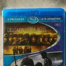 Cine: PACK LA DELGADA LINEA ROJA + TIGERLAND (2 BLURAY). Lote 152176970