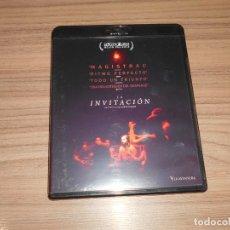 Cine: LA INVITACION BLU-RAY DISC COMO NUEVO. Lote 152442970
