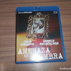 Cine: AMENAZA EN LA SOMBRA BLU-RAY DISC JULIE CHRISTIE DONALD SUTHERLAND COMO NUEVO. Lote 152443182