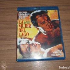 Cine: LA MUJER DEL LAGO BLU-RAY DISC COMO NUEVO. Lote 152443390