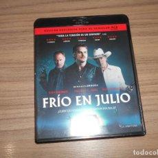 Cine: FRIO EN JULIO BLU-RAY DISC COMO NUEVO. Lote 152443746