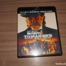 Cine: BONE TOMAHAWK BLU-RAY DISC KURT RUSSELL COMO NUEVO. Lote 152444026