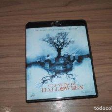Cine: CUENTOS DE HALLOWEEN BLU-RAY DISC COMO NUEVO. Lote 152444202