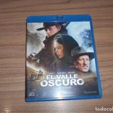 Cine: EL VALLE OSCURO BLU-RAY DISC COMO NUEVO. Lote 152445242