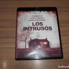 Cine: LOS INTRUSOS TERROR BLU-RAY DISC COMO NUEVO. Lote 152445698