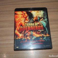 Cine: TIERRA DE GUERREROS BLU-RAY DISC COMO NUEVO. Lote 152445786