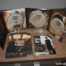 Cine: LA PUERTA DEL CIELO EDICION LIMITADA NUMERADA 2 BLU-RAY DISC + DVD 3 DISCOS MICHAEL CIMINO. Lote 152446898
