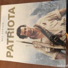 Cine: EL PATRIOTA. BLU RAY. PRECINTADO . ALE CAJA 1. Lote 152578930