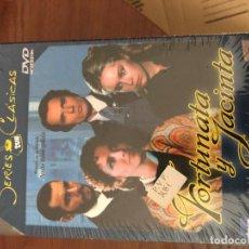 Cine: FORTUNATA Y JACINTA. DVD PRECINTADO. ALE CAJA 1. Lote 152583366
