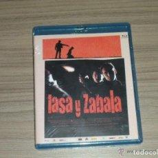 Cine: LASA Y ZABALA BLU-RAY DISC NUEVO PRECINTADO. Lote 289930483