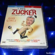 Cine: EL JUEGO DE ZUCKER - BLU-RAY + DVD - DIVISA - PRECINTADO - EDICION ESPECIAL - DANI LEVY. Lote 153237986