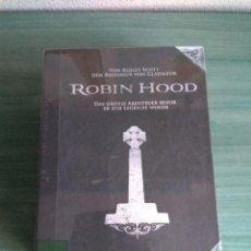 Cine: ROBIN HOOD CAJA COLECCIONISTA ALEMANA PRECINTADA BLU RAY. Lote 154198318