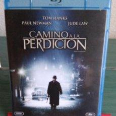 Cine: CAMINO A LA PERDICION BLU RAY // PROMOCIÓN EN LOS ENVÍOS. LEER DESCRIPCIÓN. Lote 154317878