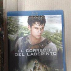 Cine: EL CORREDOR DEL LABERINTO. BLU RAY. Lote 154331034