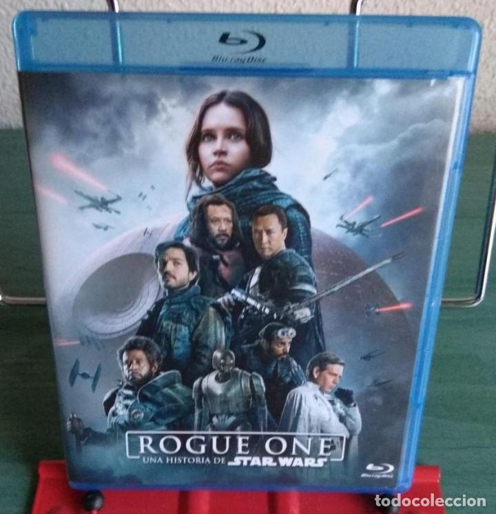 ROGUE ONE UNA HISTORIA DE STAR WARS BLU RAY 2 DISCOS // PROMOCIÓN ENVÍOS EN LA DESCRIPCIÓN (Cine - Películas - Blu-Ray Disc)