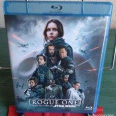 Cine: ROGUE ONE UNA HISTORIA DE STAR WARS BLU RAY 2 DISCOS // PROMOCIÓN ENVÍOS EN LA DESCRIPCIÓN. Lote 154673810