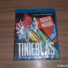 Cine: TINIEBLAS BLU-RAY DISC ROGER MOORE NUEVO PRECINTADO. Lote 154721226