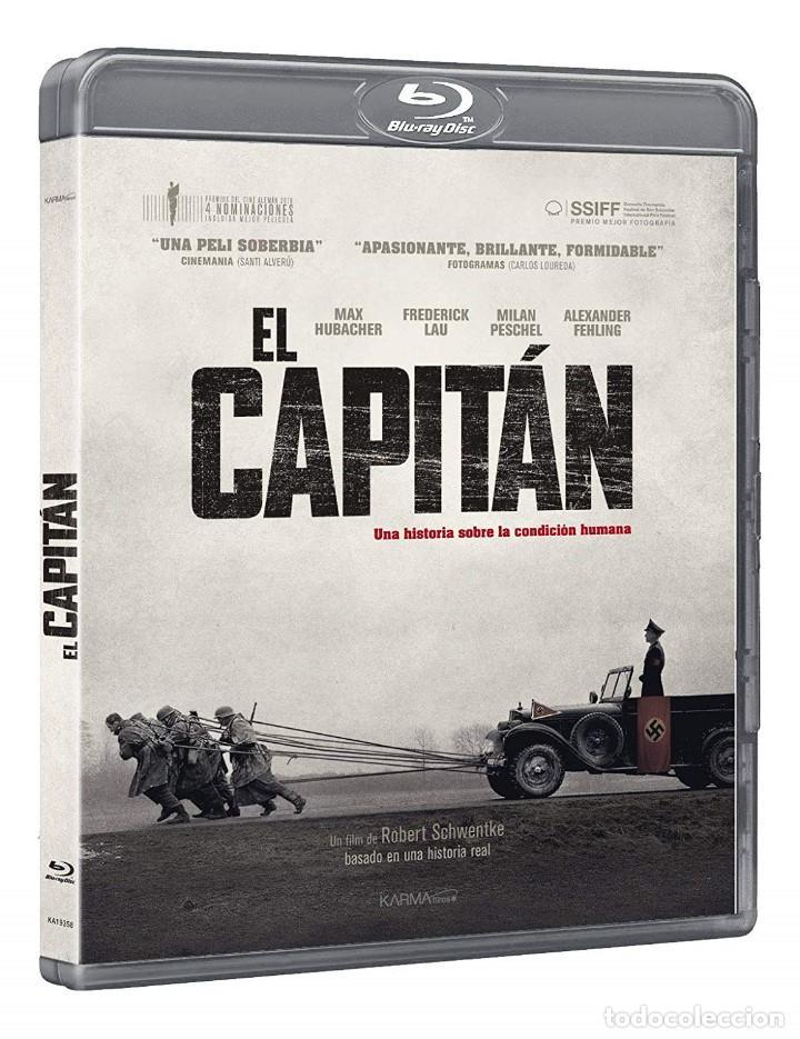 EL CAPITÁN - ROBERT SCHWENTKE (Cine - Películas - Blu-Ray Disc)