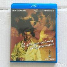 Cine: BLU RAY DISC-EL AÑO QUE VIVIMOS PELIGROSAMENTE. Lote 155370090