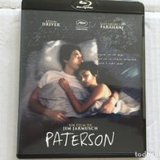Cine: BLU RAY DISC- PATERSON-JIM JARMUSCH. Lote 155370270