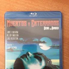 (Resen ) Muertos y enterrados - Blu-Ray nuevo precintado