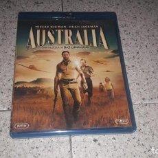 Cine: AUSTRALIA ( BLU-RAY ) NICOLE KIDMAN AVENTURAS. Lote 156527062