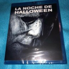 Cine: LA NOCHE DE HALLOWEEN BLURAY PRECINTADO. Lote 156747285