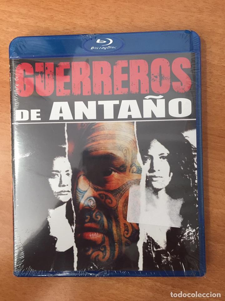 (B16) GUERREROS DE ANTAÑO - BLU-RAY NUEVO PRECINTADO (Cine - Películas - Blu-Ray Disc)