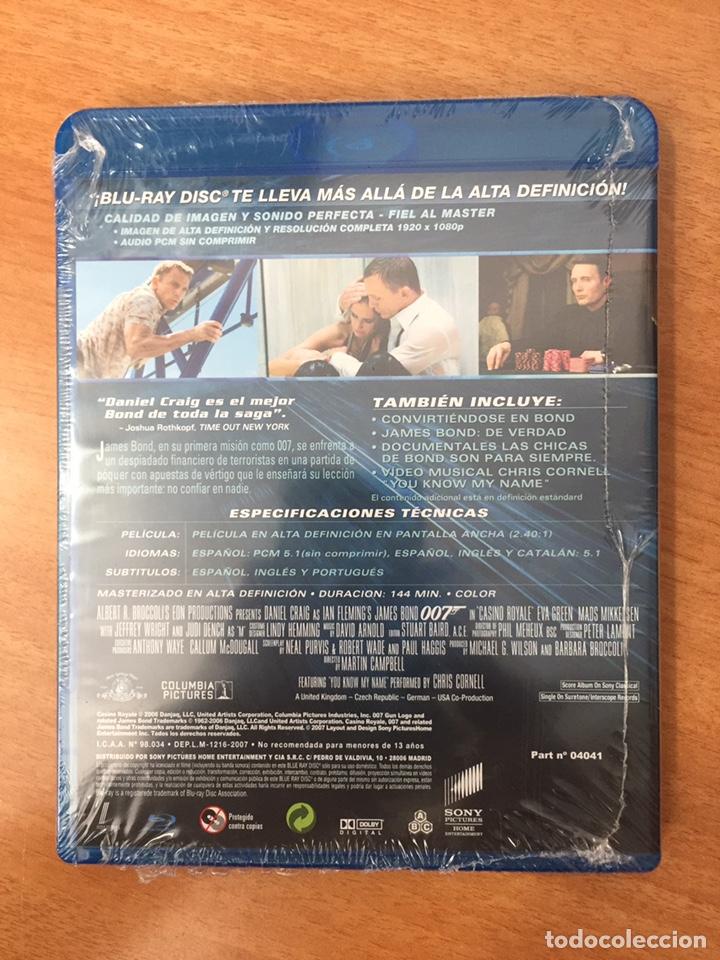 Cine: (B16) Casino Royale - Blu-Ray Nuevo precintado - Foto 2 - 156964814