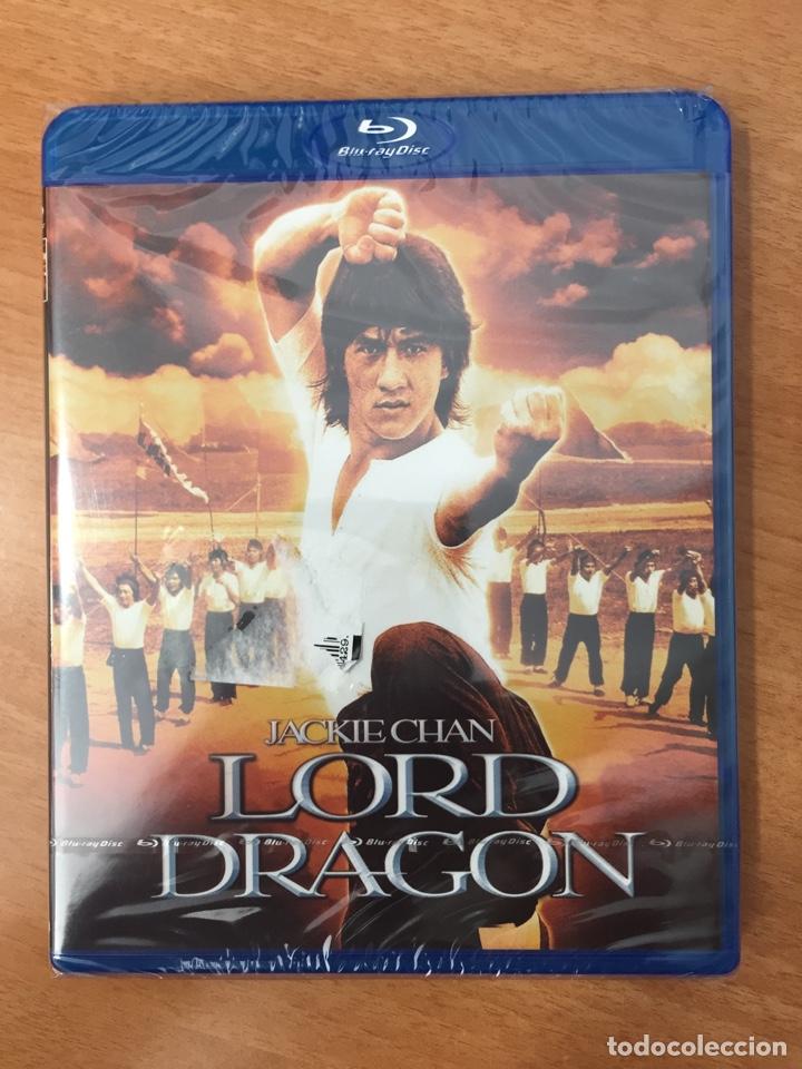 (B16) LORD DRAGON - BLU-RAY NUEVO PRECINTADO (Cine - Películas - Blu-Ray Disc)