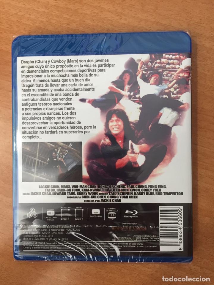 Cine: (B16) Lord Dragon - Blu-Ray Nuevo precintado - Foto 2 - 156965012