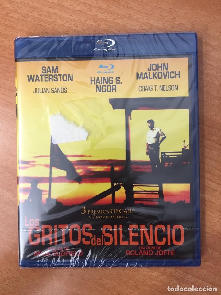 (B16) LOS GRITOS DEL SILENCIO - BLU-RAY NUEVO PRECINTADO (Cine - Películas - Blu-Ray Disc)