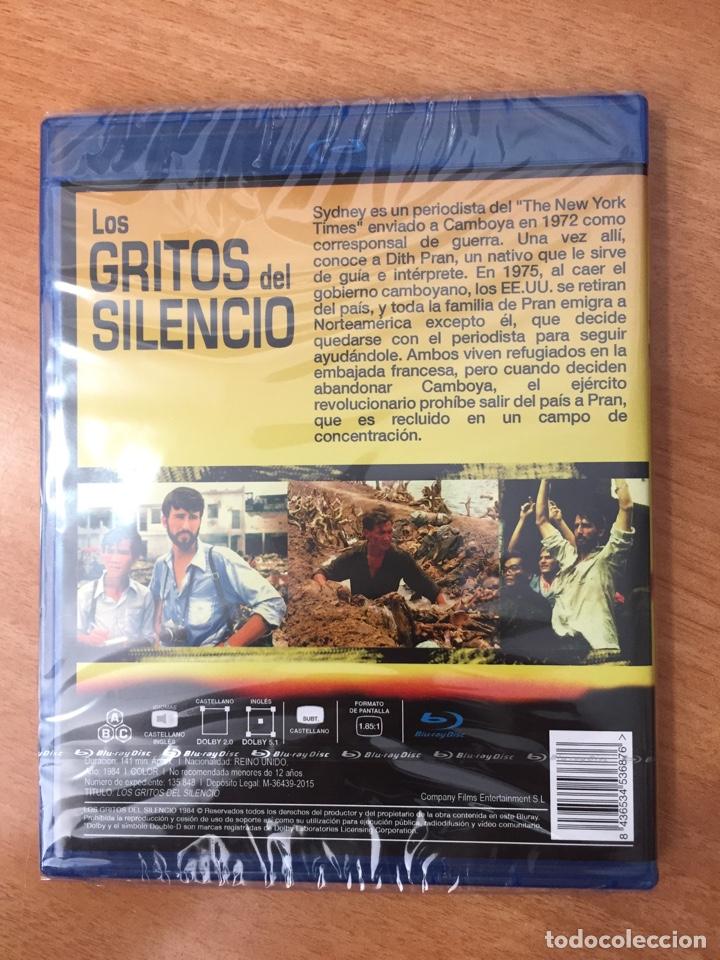 Cine: (B16) Los gritos del silencio - Blu-Ray Nuevo precintado - Foto 2 - 156965596