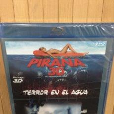 Cine: TERROR EN EL AGUA(PACK) BLURAY -PRECINTADO-. Lote 157762476