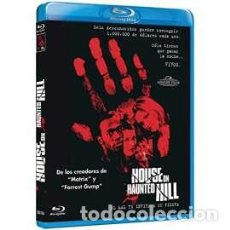 Cine: HOUSE ON HAUNTED HILL (BLU-RAY). Lote 158030289