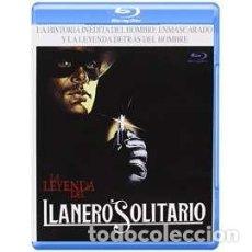 Cine: LA LEYENDA DEL LLANERO SOLITARIO (BLU-RAY). Lote 158031232