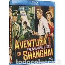 Cine: AVENTURA EN SHANGHAI (BLU-RAY). Lote 158057477