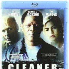 Cine: CLEANER - ED HARRIS -SAMUEL L.JACKSON -EVA MENDEZ - BLU-RAY. Lote 158066778