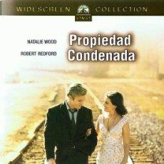 Cine: PROPIEDAD CONDENADA NATALIE WOOD & ROBERT REDFORD . Lote 158316238