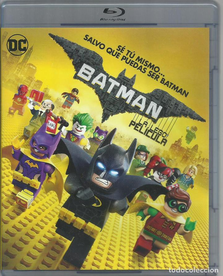 BATMAN: LA LEGO PELÍCULA (INCL. CODIGO DE DESCARGA DIGITAL) (Cine - Películas - Blu-Ray Disc)