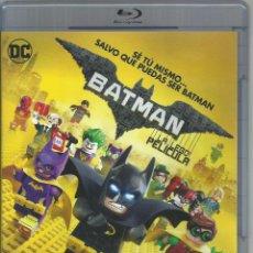 Cine: BATMAN: LA LEGO PELÍCULA (INCL. CODIGO DE DESCARGA DIGITAL). Lote 158383522