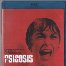 Cine: PSICOSIS - ALFRED HITCHCOCK - BLU RAY. Lote 159112798