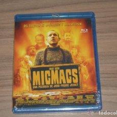 Cine: MICMACS BLU-RAY DISC NUEVO PRECINTADO DEL DIRECTOR DE AMELIE Y DELICATESSEN. Lote 184131132
