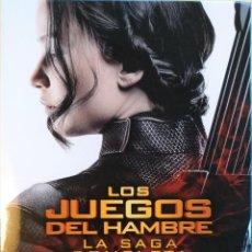 Cine: PACK LOS JUEGOS DEL HAMBRE EN BLURAY. (4 BLURAY). Lote 159310750
