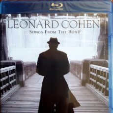Cine: LEONARD COHEN SONG FROM THE ROAD. Lote 159589834